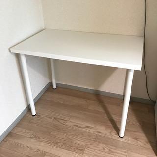IKEA 白 テーブル 机