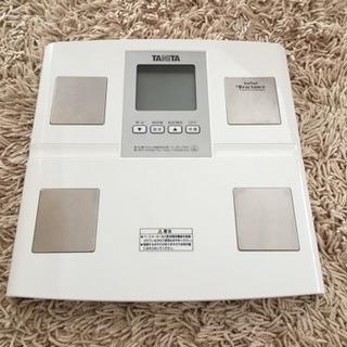 (お取引中)タニタ 体重計 体組成計