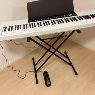 ヤマハ 電子ピアノ P-80