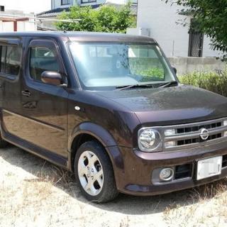 (売約)H20 日産キューブ 車検2年付‼ 今年度自動車税込総額!