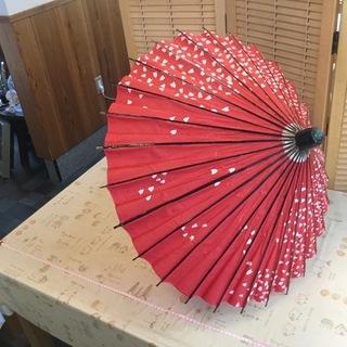 インテリアの和傘(新品)✴️値下げ