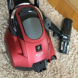 (お取引中)シャープ EC-PX210R サイクロン掃除機