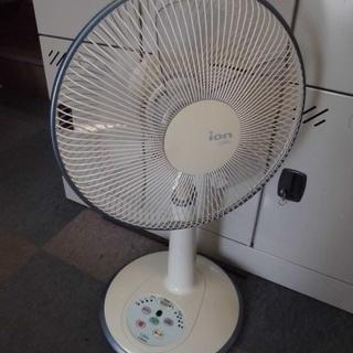 【訳あり】LIFELEX 扇風機 KL-404MR-W 2004...