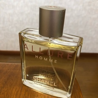 CHANEL  ALLURE HOMME  香水 100ml