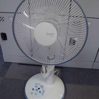 LIFELEX 扇風機 KL-404MR-W 2004年製 リモ...