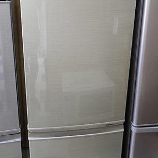 札幌市 シャープ 約 170L 冷蔵庫 SJ-PD17X-N プ...
