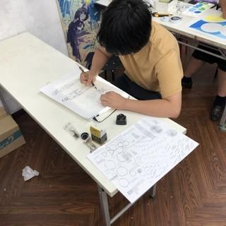 伊丹の絵画教室アトリエ創治朗 無料体験会開催します!!