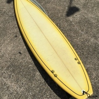 サーフボード ノーブランド 6.3ft ショートボード