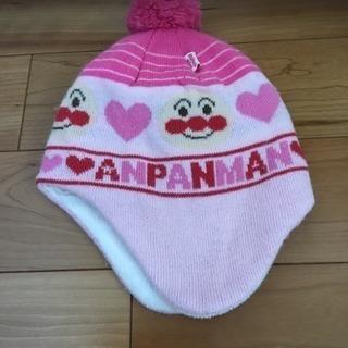 アンパンマン 冬用 帽子