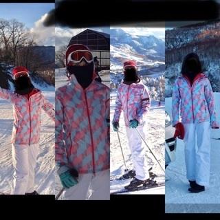 10月〆スノボ スキー ウェア 一式セット
