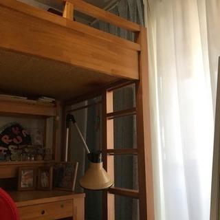 システムベッドのベッド