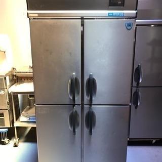 ダイワ/DAIWA 業務用 縦型4面冷蔵庫 597L インバーター...