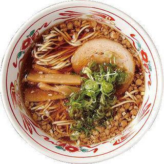【嫌な匂い無し】久留米ではめずらしい鶏ガラ醤油ラーメンの専門店です♪