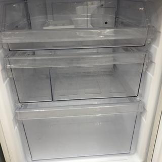 シャープ ノンフロン冷凍冷蔵庫 SJ-PD27C-W