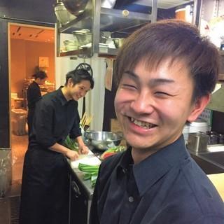賄いつき! 調理・ホールスタッフ/アルバイト募集!
