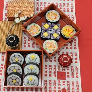 【豊橋】飾り巻き寿司 技能3級認定講座|JSIA 寿司インストラクター協会【8月10日】 - 豊橋市