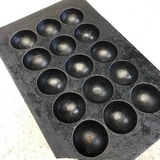 たこ焼き鉄板