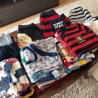 【中古】男の子 キッズ 服 まとめ売り 90・95・100