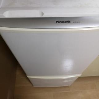 Panasonic製冷蔵庫【中古】¥0