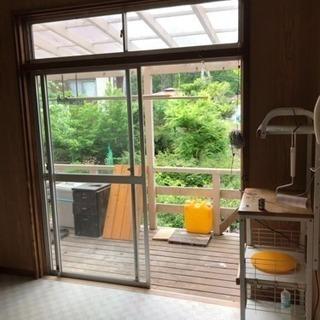 伊豆エメラルドタウンにある平屋の戸建て、DIYで好きにしてもOK