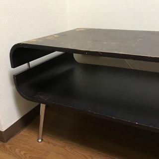 値下★ビンテージ 90cm幅 ローテーブル