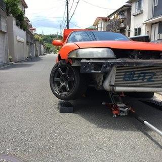 <即ドリ>スカイライン ECR33...
