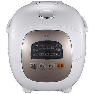新品 NEOVE 炊飯器 3.5合 ホワイト NRM-M35A