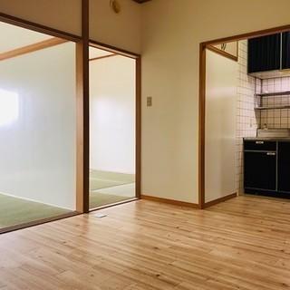 【初期費用は家賃のみ】金沢市上荒屋、残り2部屋になりました嬉しい広...