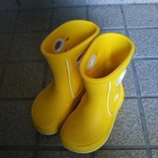クロックスの長靴