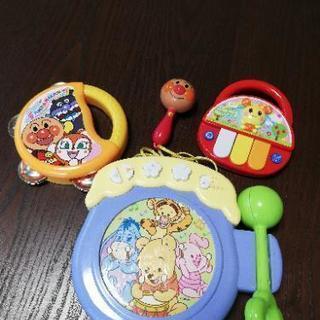 赤ちゃん用 おもちゃ4点