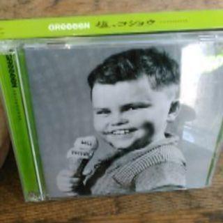 GReeeeN SALT&PEPPER(中古) CD.DVD