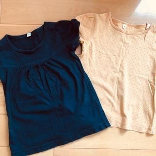 無印良品、80cm、90cmTシャツ、90-100ニットレギンス