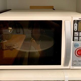 電子レンジ オーブンレンジ TOSHIBA