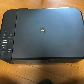 PIXUSプリンター(スキャナー機能付き)