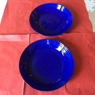 ジパンシー(GIVENCHY)のお皿 ☆ センスのある深いブルーカ...