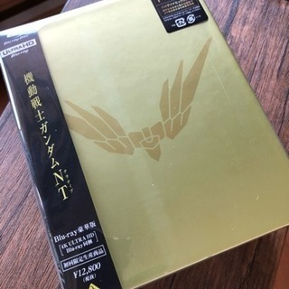 機動戦士ガンダムNT Blu-ray豪華版[4K UltraHD...