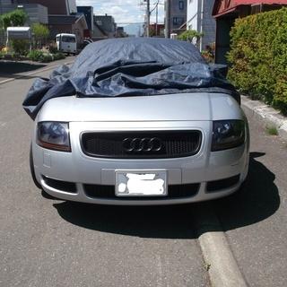 Audi TT(8BAMF)専用ボディカバー