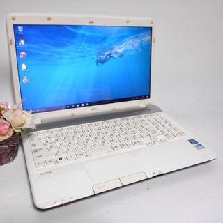 ノートパソコン LS150/F Windows10 Core i7...