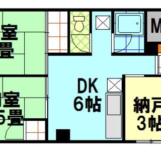 東京メトロ東西線:妙典駅 徒歩12分🐱猫1匹のみペット相談可2SDK - 市川市