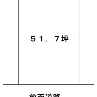 船井郡京丹波町・西京都ニュータウン・51,7坪・売土地