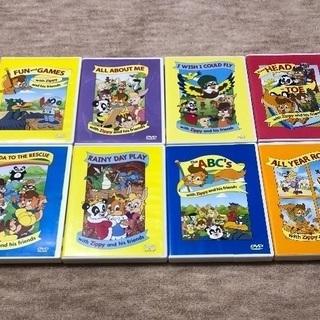 ワールドファミリー Zippy and his Friends DVD