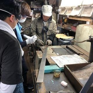 関東鍛冶屋の伝統技法!千葉県伝統工芸職人による大変希少な洋…