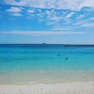 沖縄の離島にてビーチスタッフの募集