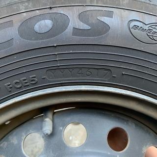 【再値下げ】ヨコハマタイヤ 2本セット ECOS ES31 15...