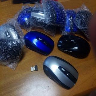 [新品] ワイヤレスマウス 4色あります。