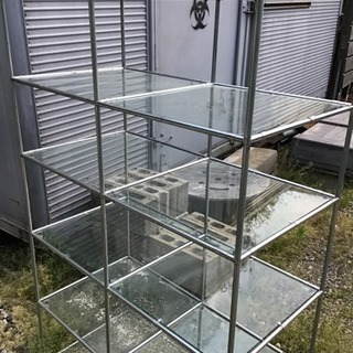 店舗しようガラス棚