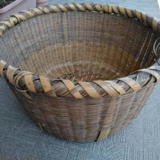 再値下げ❢アンティーク竹籠