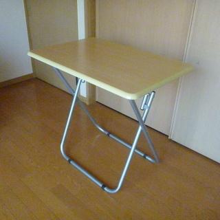 折りたたみデスク(テーブル)