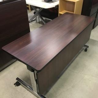オカムラ 8184型 会議用折りたたみテーブル ミーティングテーブ...