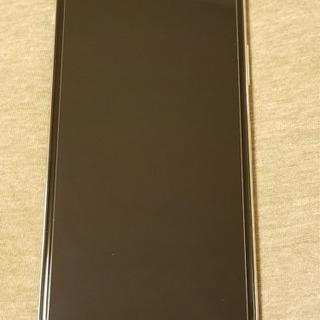 iPhoneX 64gb シルバー au 判定◯